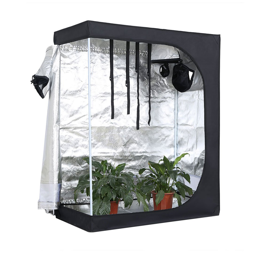 Hydroponic Plant Grow Tent Mylar Plant Dark Rome for Indoor Plant Growing by Funmall