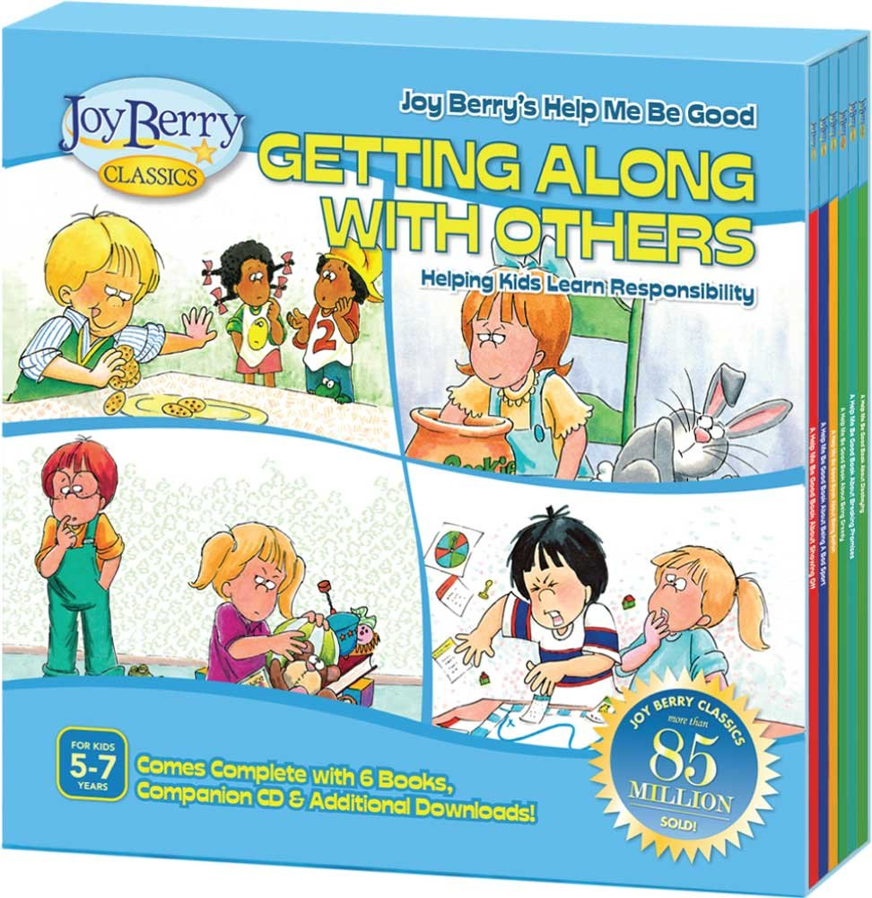 Getting Along With Others 6 Book Nutshell Pack (Help Me Be Good) PDF