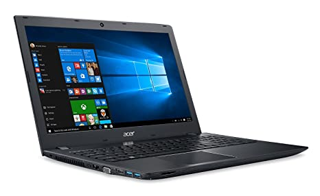 (CERTIFIED REFURBISHED) Acer E5-553 15.6-inch Laptop (AMD A10-9600P/4GB/1TB/Windows 10 Home/Integrated Graphics), Black Laptops at amazon