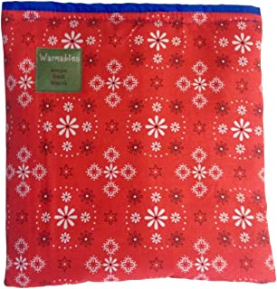 product image for Warmables Adult Lunch Kit for safe meals on the go (red bandana)