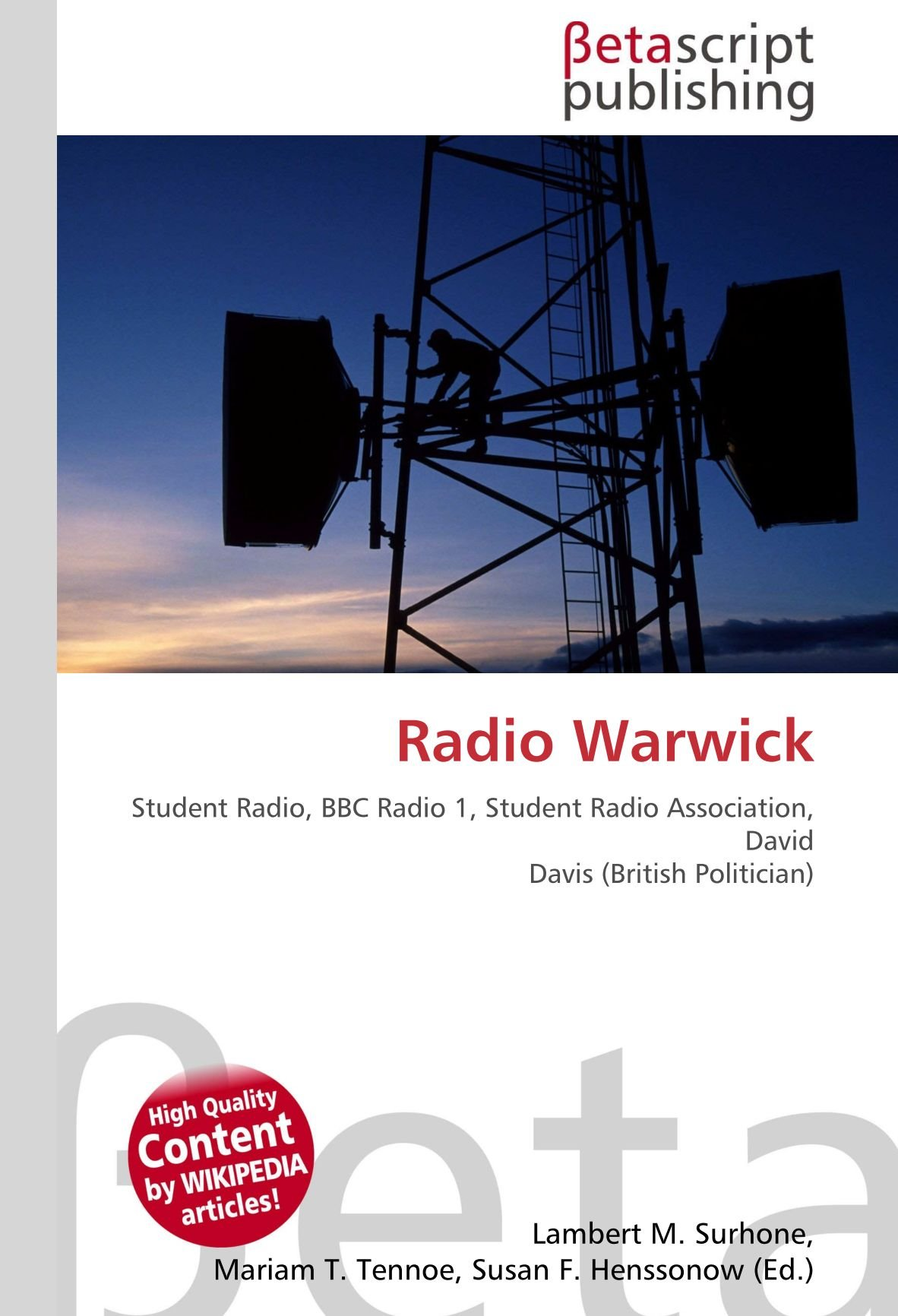 Radio Warwick: Student Radio, BBC Radio 1, Student Radio ...