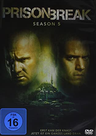 Prison Break Die Komplette Season 5 3 Dvds Amazonde Wentworth