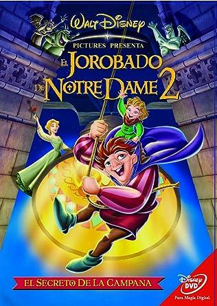 9bad6338b El Jorobado De Notre Dame 2 Dvd Import European Format - Region 2:  Amazon.ca: DVD