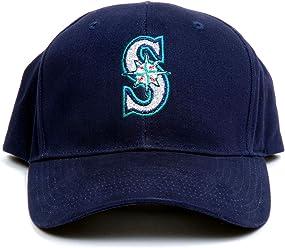 9d7873d17fe MLB Seattle Mariners LED Light-Up Logo Adjustable Hat