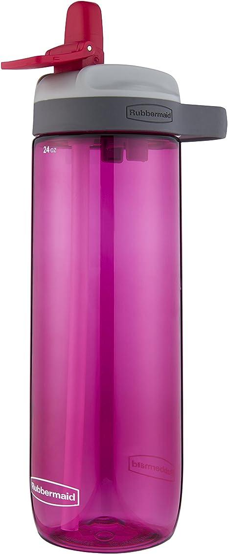 Pink 24 oz water bottle