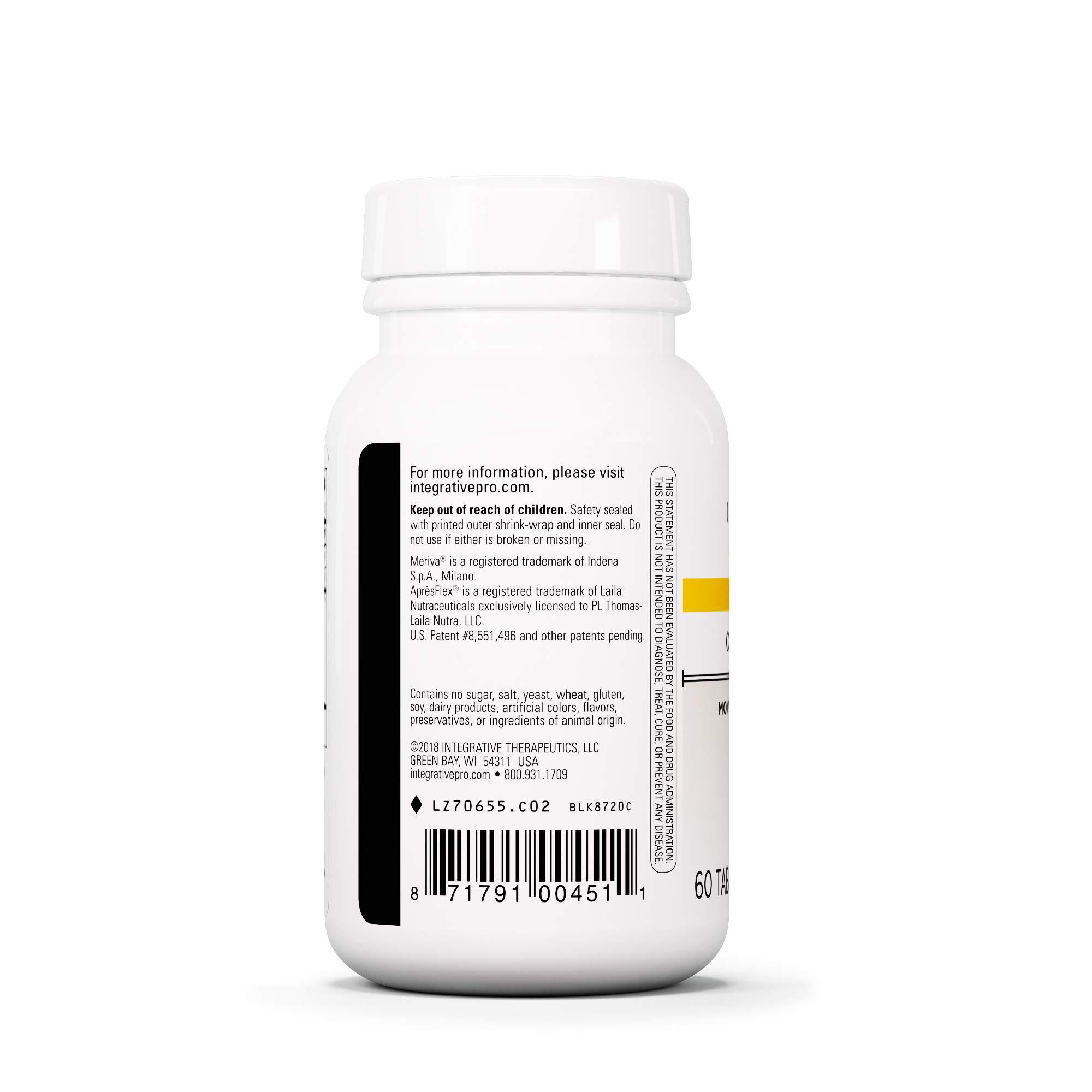 Integrative Therapeutics - Curcumax Pro - Movement Support Formula - 60 Tablets by Integrative Therapeutics (Image #3)