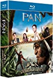 Pan + Jack le chasseur de géants [Francia] [Blu-ray]