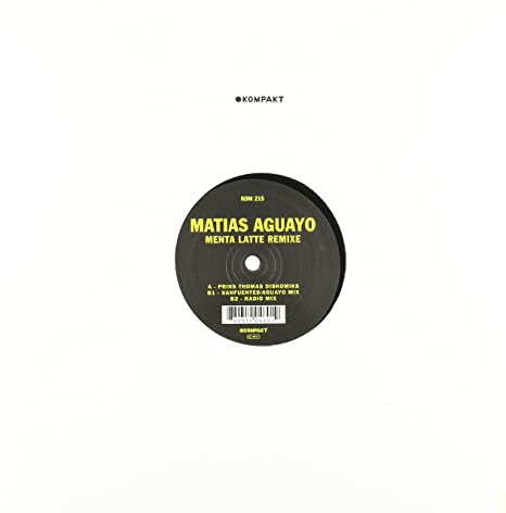 Menta Latte Remixe : Matias Aguayo: Amazon.es: Música