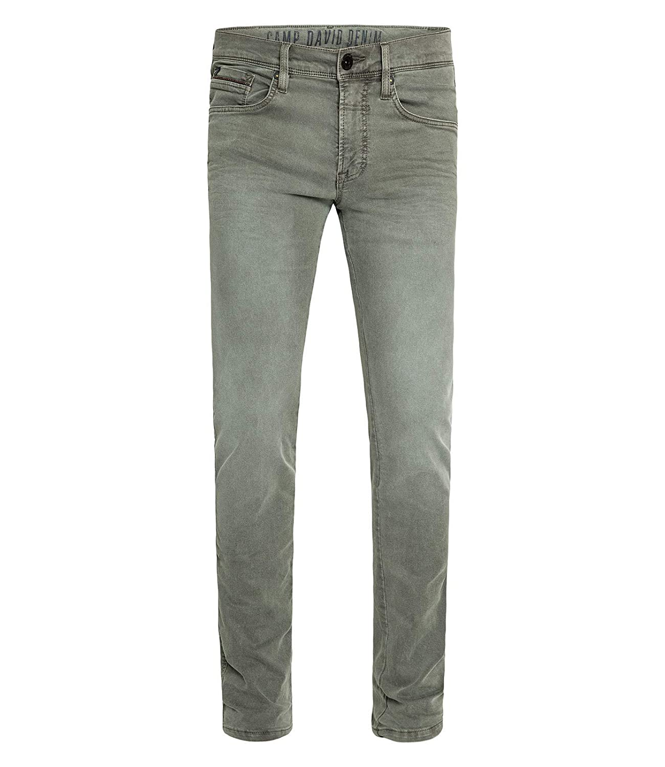 Camp David Comfort Flex Jeans mit Used Waschung: