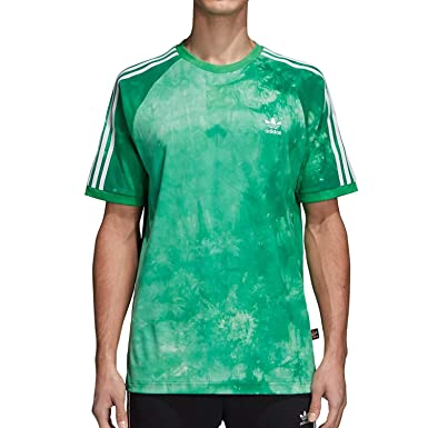3966b2439 adidas Mens Pharrell Williams hu Holi Tee - Green CW9100  Amazon.co.uk   Clothing