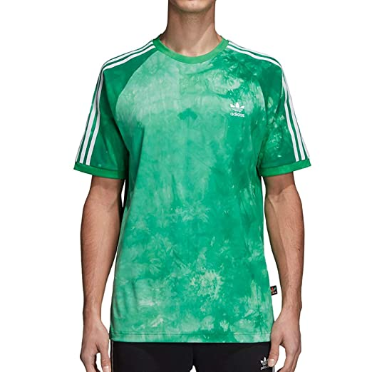 fe6cbfbb64f85 adidas Mens Pharrell Williams hu Holi Tee - Green CW9100 at Amazon ...