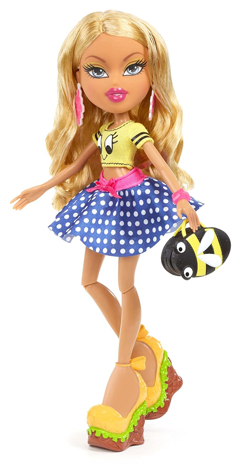 Uncategorized Bratz Doll Images amazon com bratz hello my name is doll raya discontinued by manufacturer toys games