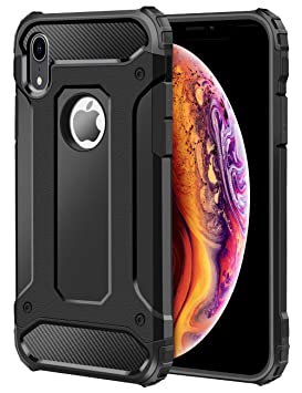 super popular 4eb87 5015c DN-Alive iPhone Xr Case Cover, [Tough] [Rugged] [Armor] [Heavy Duty] [Full  Hybrid Protection] TPU Case [Slim] [Shock Proof][ARMOUR] [Dust Proof] ...