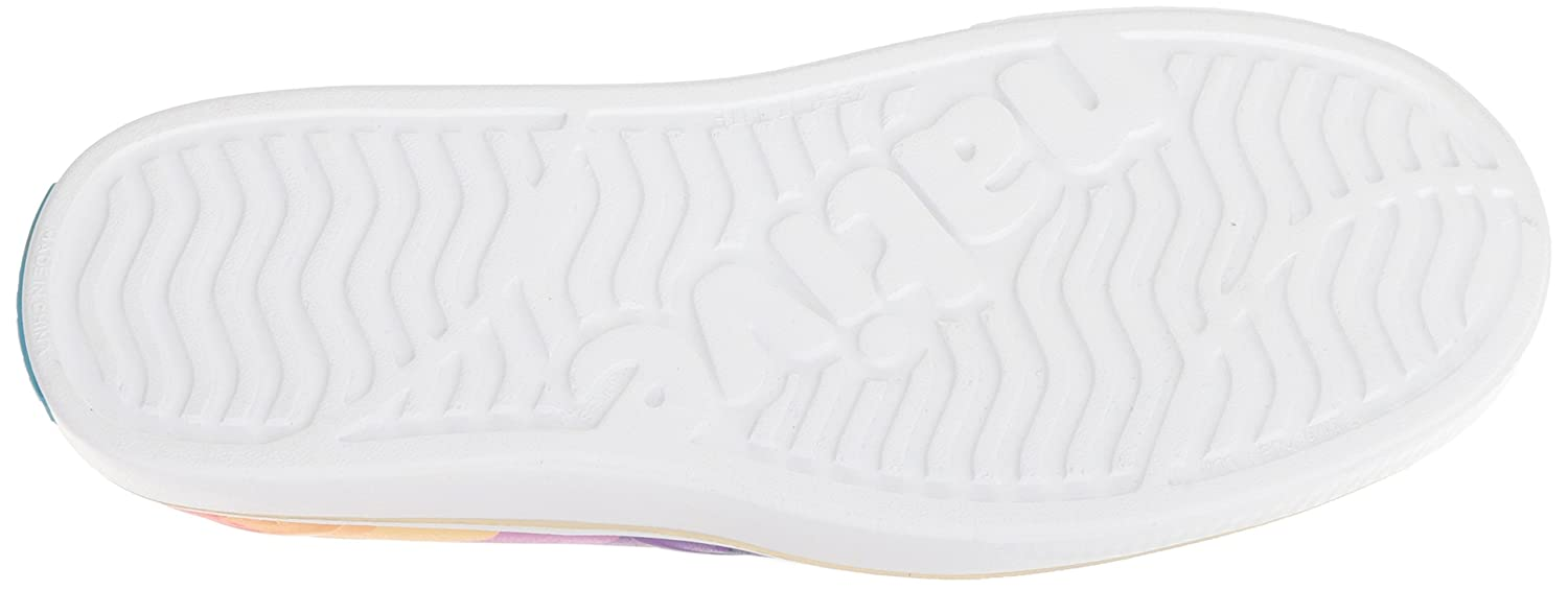 native Women's Miles Water Shoe B0721PJBGT 7 Men's M (9 B US Women's) M Men's US|Shell White/Shell White/Big Scallop 07e149