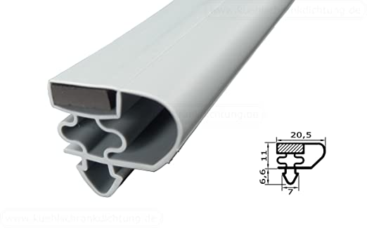 Kühlschrank Dichtung Universal : Magnetdichtung profil groß e mm inkl magnetband farbe
