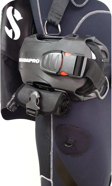 SCUBAPRO Hydros Pro Ninja Pocket (Black)