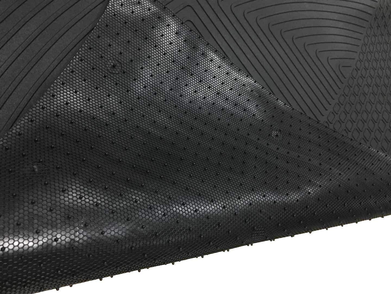 Caartonn Trunk Cargo Tray Cargo Liner Trunk Cover Floor Rubber Mat Compatible with 2019 2020 Toyota RAV4
