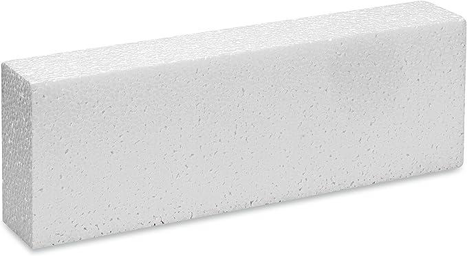 Bianco Colore 16 Palline da 2,5 cm FloraCraft Styrofoam