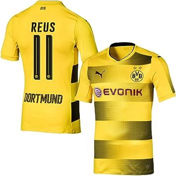 Borussia Dortmund casa Reus 11 camiseta infantil 2017 2018 ...