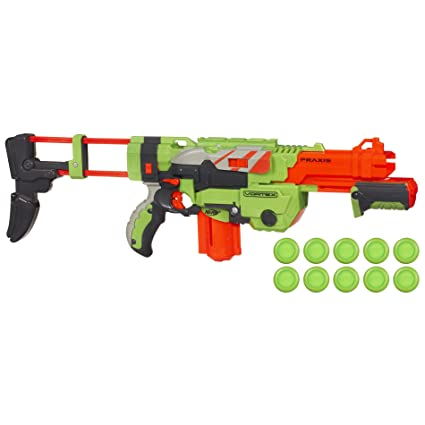 Buy Nerf Vortex Praxis Online At Low Prices In India Amazon In