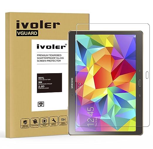 16 opinioni per Samsung Galaxy Tab S 10.5'' (SM-T800/SM-T805) Pellicola Protettiva, iVoler®