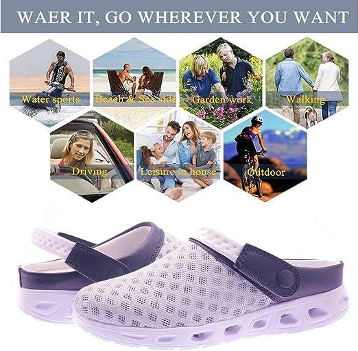 Engrener Chaussons De Plage Sport Piscine Sandales D/ÉT/é Chaussures Sandales De Marche Pantoufle Homme Cuir Elegant Enfant Garcon Tongs Jonc