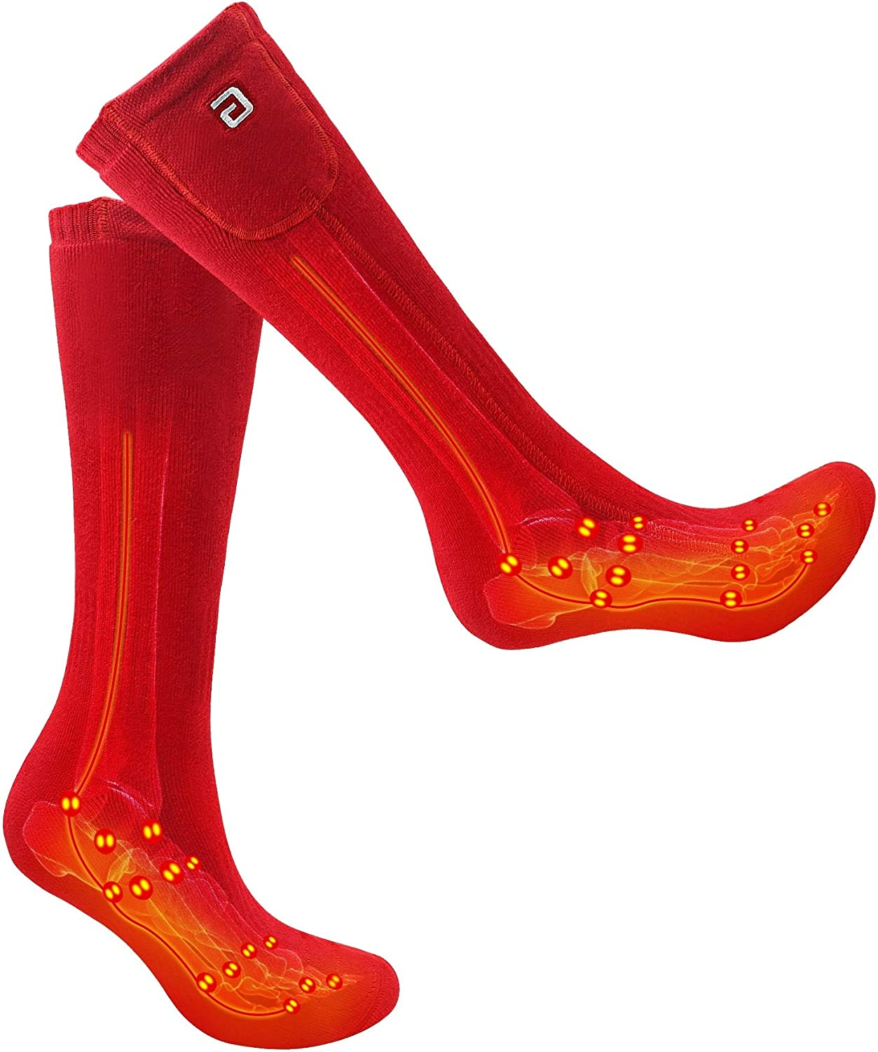 Daintymuse Battery Heated Socks