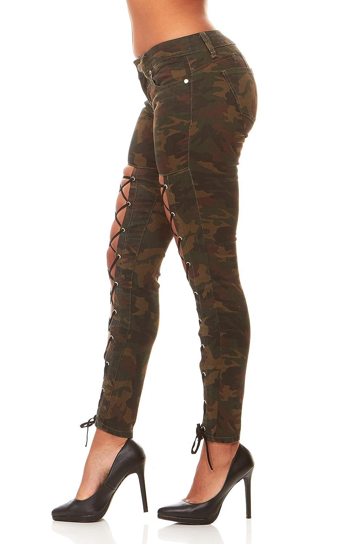 2a5b4028115 V.I.P. JEANS Women s Lace Leg at Amazon Women s Jeans store