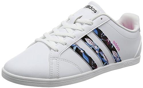 ADIDAS Coneo QT Scarpe da ginnastica da donna bianco/rosa Sport Ginnastica