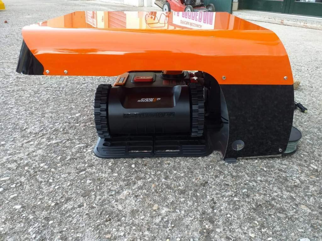 IDEA MOWER Vader Garage para Robot cortacésped Worx Landroid M - L ...