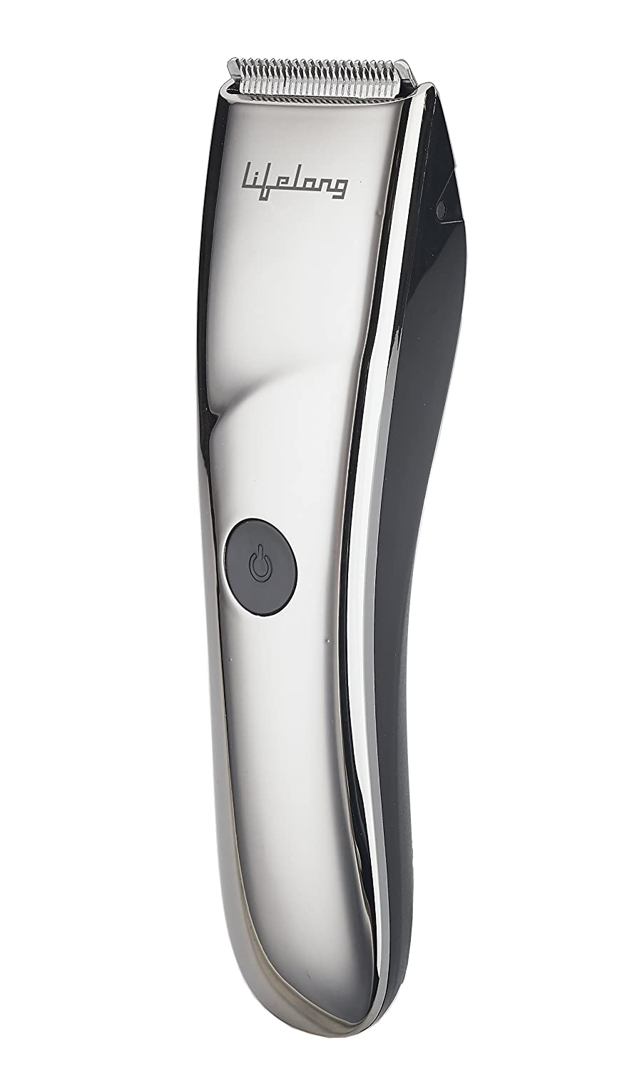 Lifelong Advanced Hair and Beard Trimmer for Men TR22(Chrome