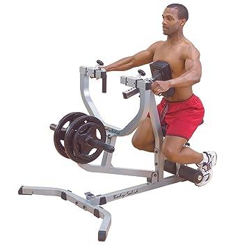 Amazon.com : Body Solid GSRM40 Seated Row Machine : Exercise ...