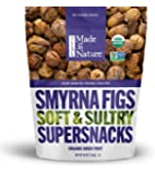 Made in Nature Organic Dried Fruit, Turkish Smyrna Figs, 40oz Bag – Non-GMO, Unsulfured Vegan Snack