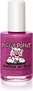 product image for Piggy Paint 100% Non-toxic Girls Nail Polish - Safe, Chemical Free Low Odor for Kids, Girls Rule - Great Stocking Stuffer for Kids