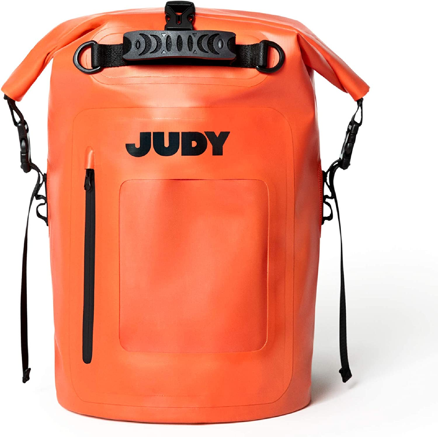 JUDY Emergency Preparedness Kit in Backpack - Emergency Preparedness Go-Bag with Tools for Safety & Warmth, First Aid, and Food & Water - The Mover Max, Full Size
