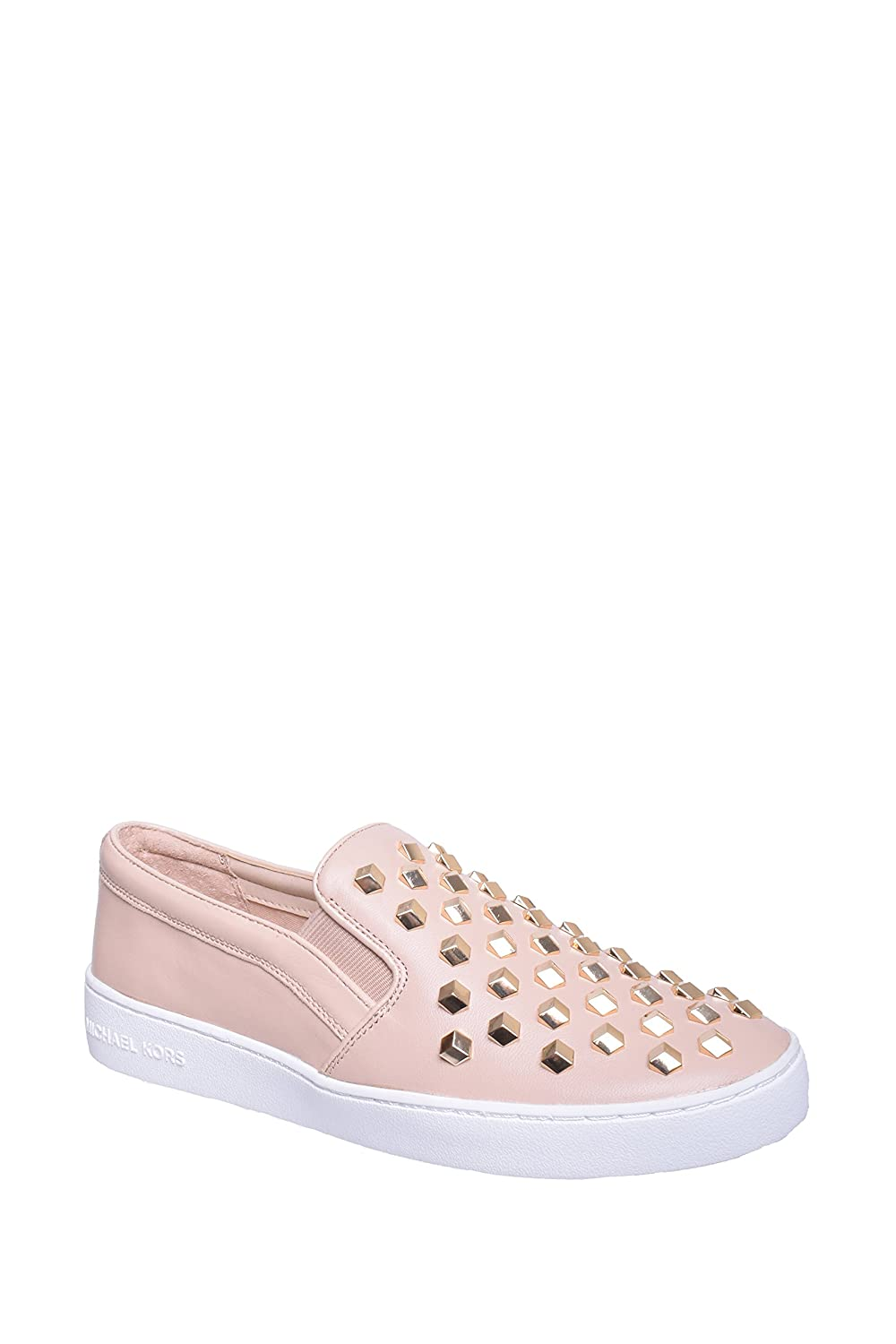 c1f001c167b9 Amazon.com  Michael Michael Kors Keaton Slip-On Sneakers 9.5  Shoes