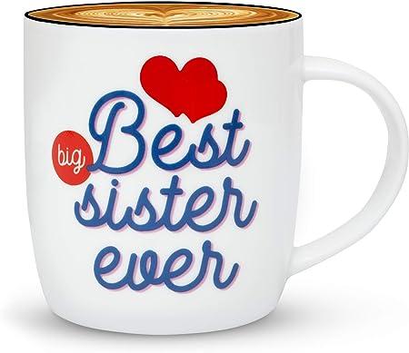 Gifffted Tasse Grand Soeur Mug Original Idée Cadeau Pour