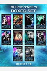 Dulcie O'Neil's 10 Book Boxed Set: Urban Fantasy Romance (The Dulcie O'Neil Series) Kindle Edition