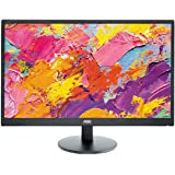 AOC Widescreen LED Gaming Monitor, Black, E2770SH