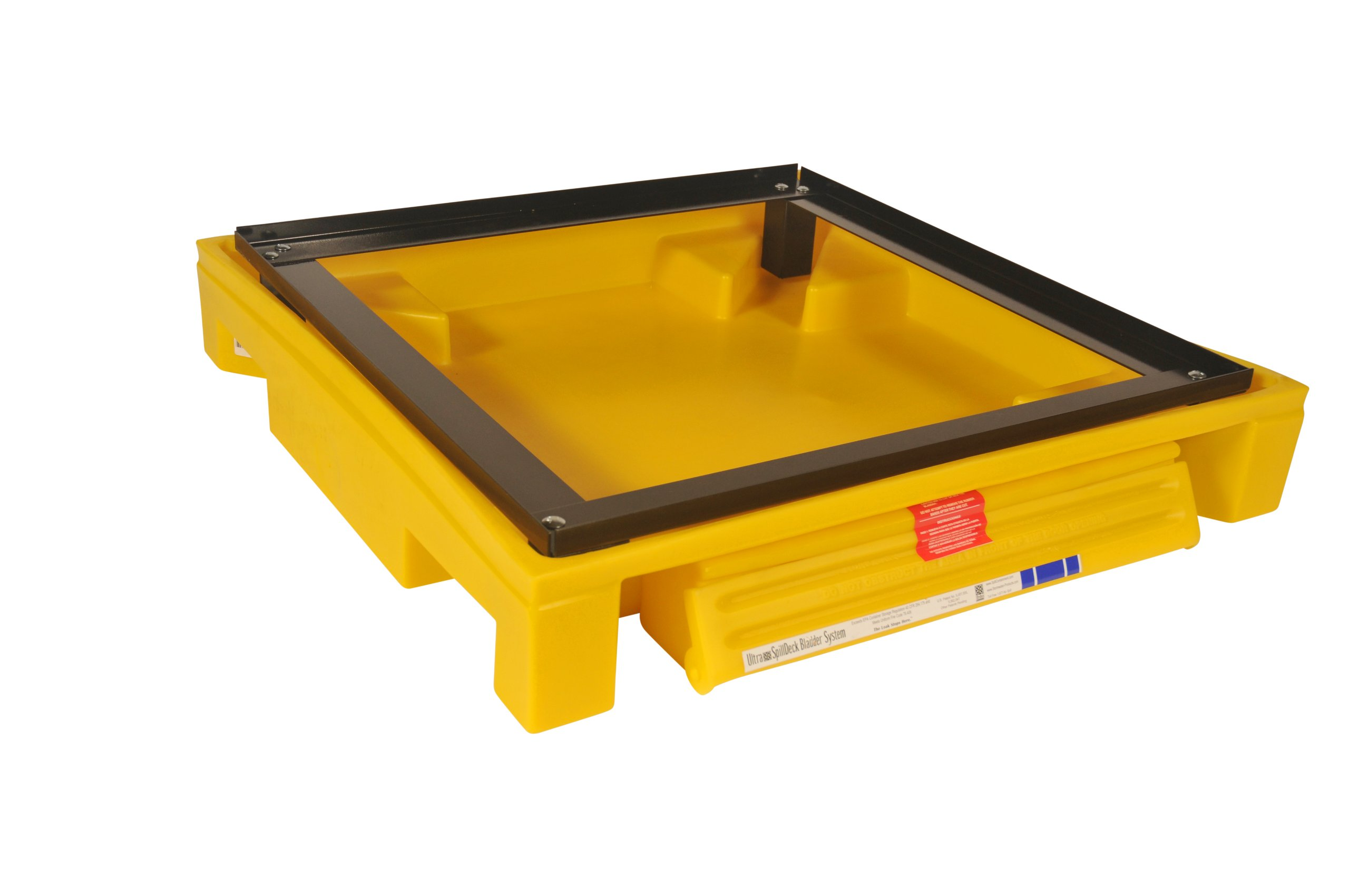 UltraTech 2420 1-Drum Ultra-Safety Cabinet Bladder System, 1500 lbs Load Capacity, 5 Year Warranty