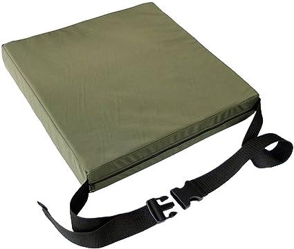 Impermeable comfort espuma silla de ruedas cojín de cojines para silla Gel cojín