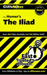 Hum      The Iliad Study Questions Books