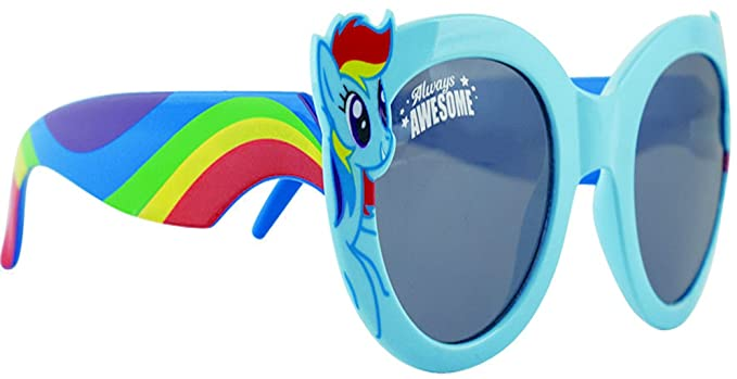 Amazon.com: My Little Pony – Gafas de sol Para Niña: Clothing