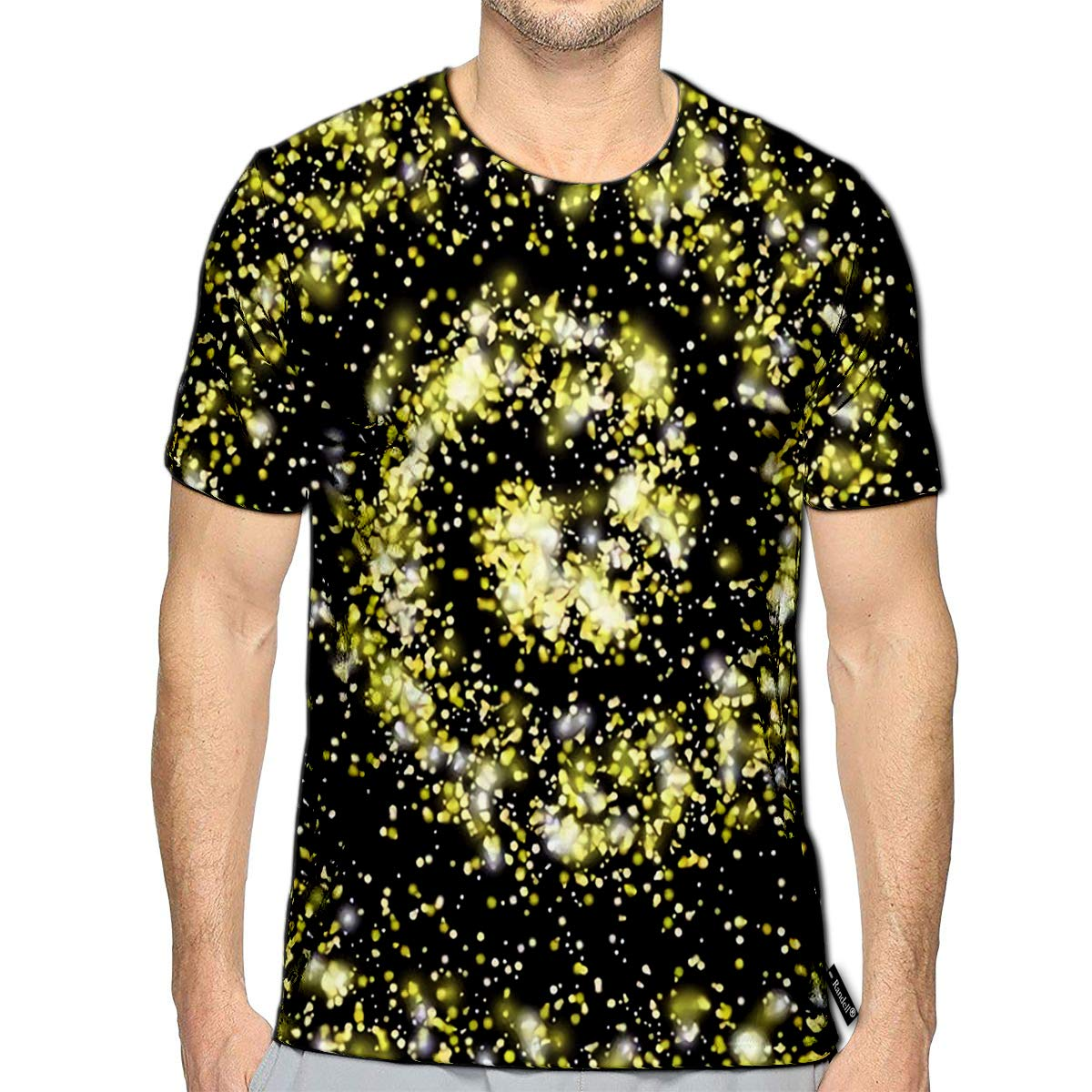3D Printed T-Shirts Based On Traditional Asian Elements Paisley Short Sleeve Top