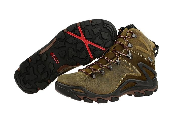 78e2c835 Amazon.com | ECCO Men's Terra Evo High Gore-Tex Backpacking Boot |  Backpacking Boots