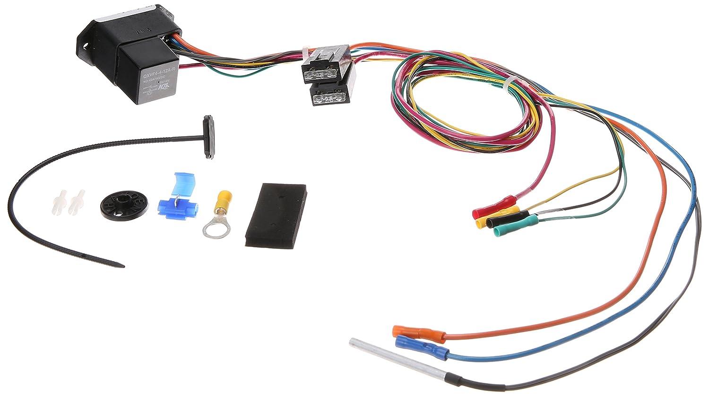 dual fan wiring kit dual fan brackets wiring diagram