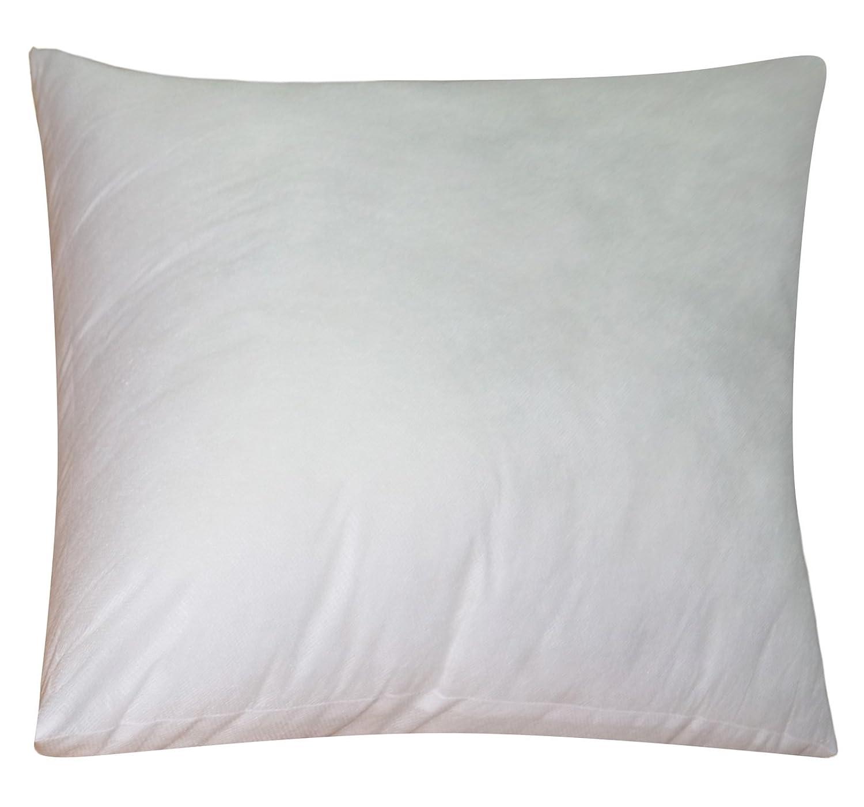 lushomesフィラーホワイト枕挿入正方形クッション使用できる12 x 12インチ – パック 16 X 16 Inches LH-SCF12B-10 16 X 16 Inches  B01JOFJ002