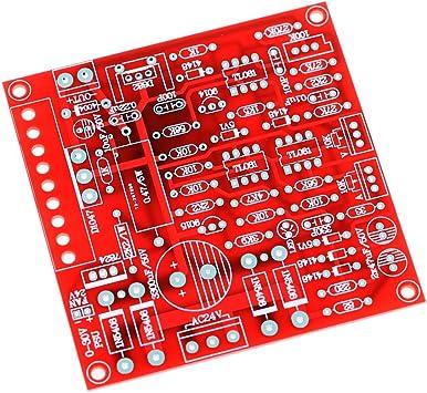 0-30V 2mA-3A Regolabile Alimentatore DC Modulo Regolato fai da te Kit con Alimentazione Cortocircuito e Protezione Limite di Corrente