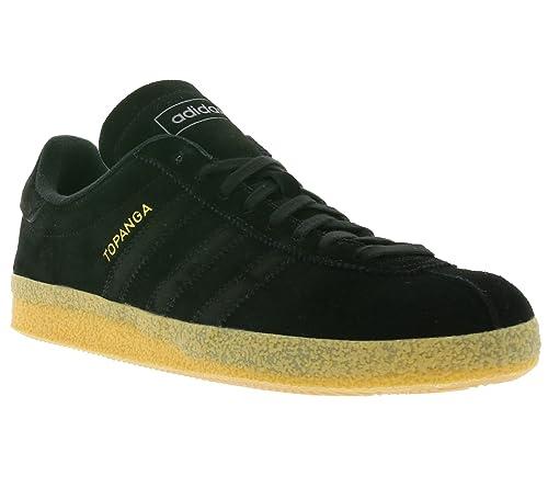 adidas Originals Topanga para Hombre Zapatillas Negro aq3194: Amazon.es: Zapatos y complementos