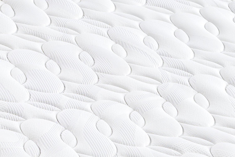 Dormia Tando - Colchón Viscoelástico, Aloe Vera, Antiácaros, Algodón-Poliuretano, Blanco, 90x190x19 cm (Todas las medidas): Amazon.es: Hogar